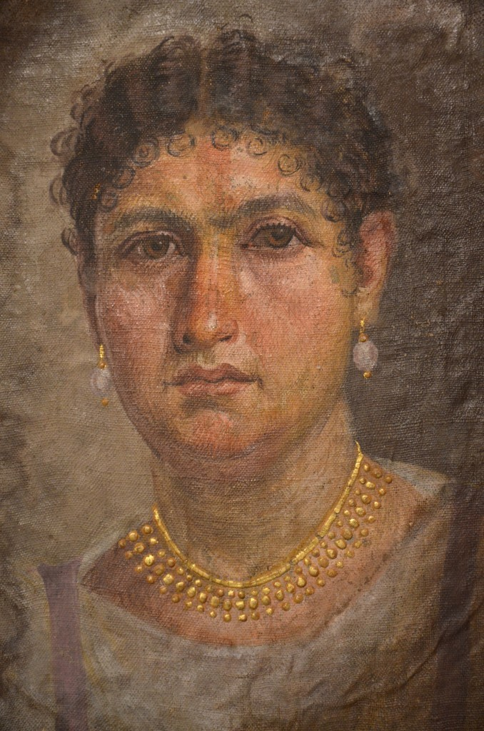 Aline Mummy Portrait Munich, photo by Following Hadrian on flickr CC-BY-SA