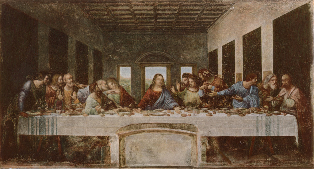 Last Supper, Da Vinci, Fond Zeri, PD