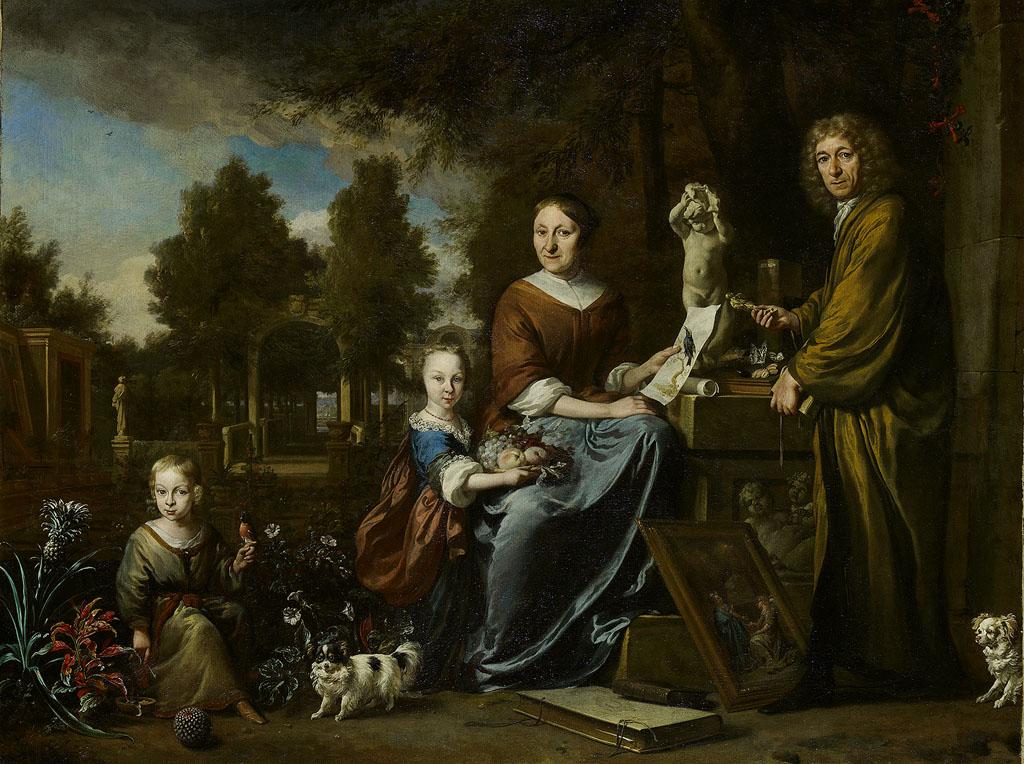 Agnes Block, Amsterdam Museum, Public Domain