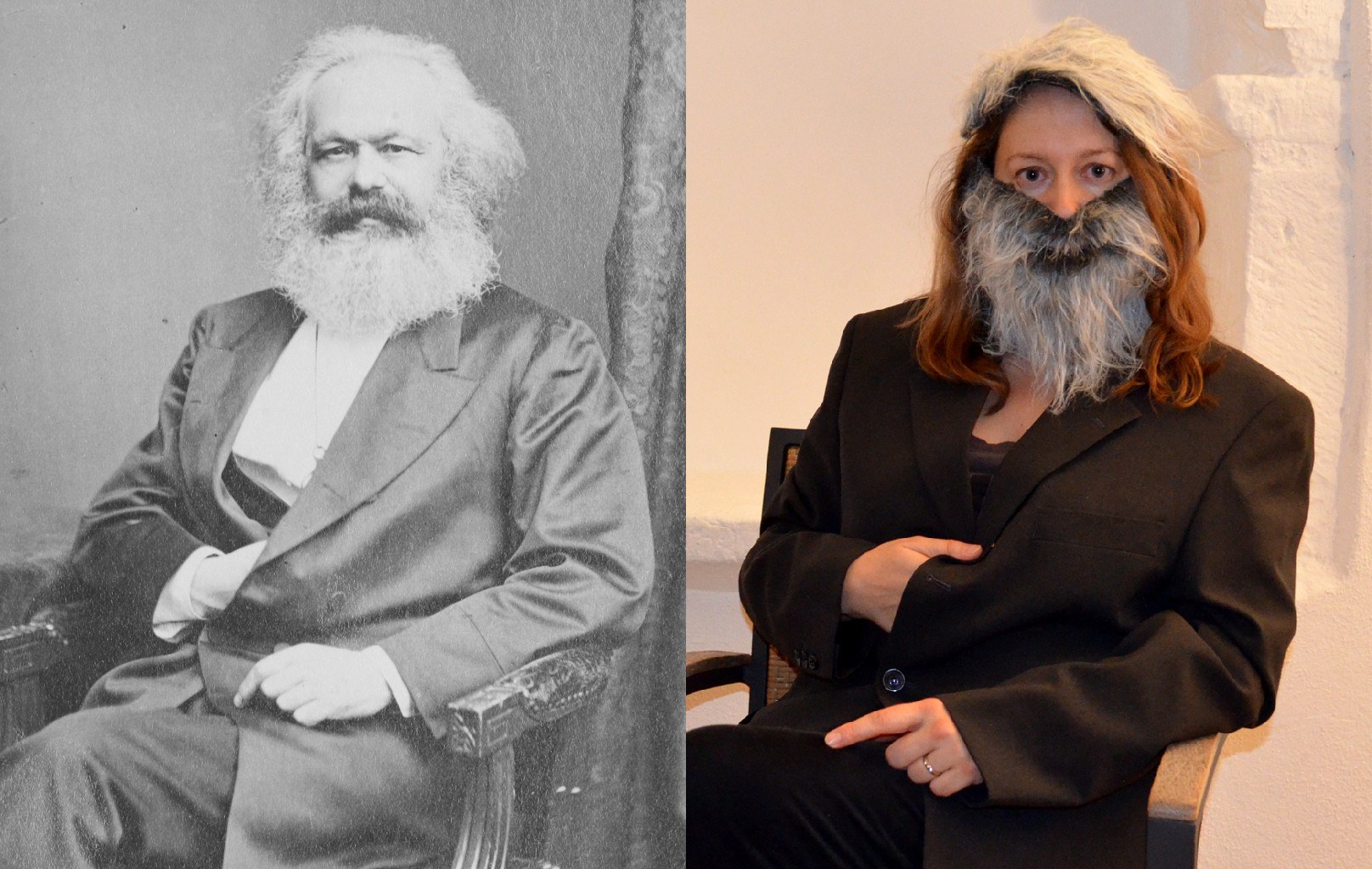 an interview with karl marx Unlike most editing & proofreading services, we edit for everything: grammar, spelling, punctuation, idea flow, sentence structure, & more get started now.