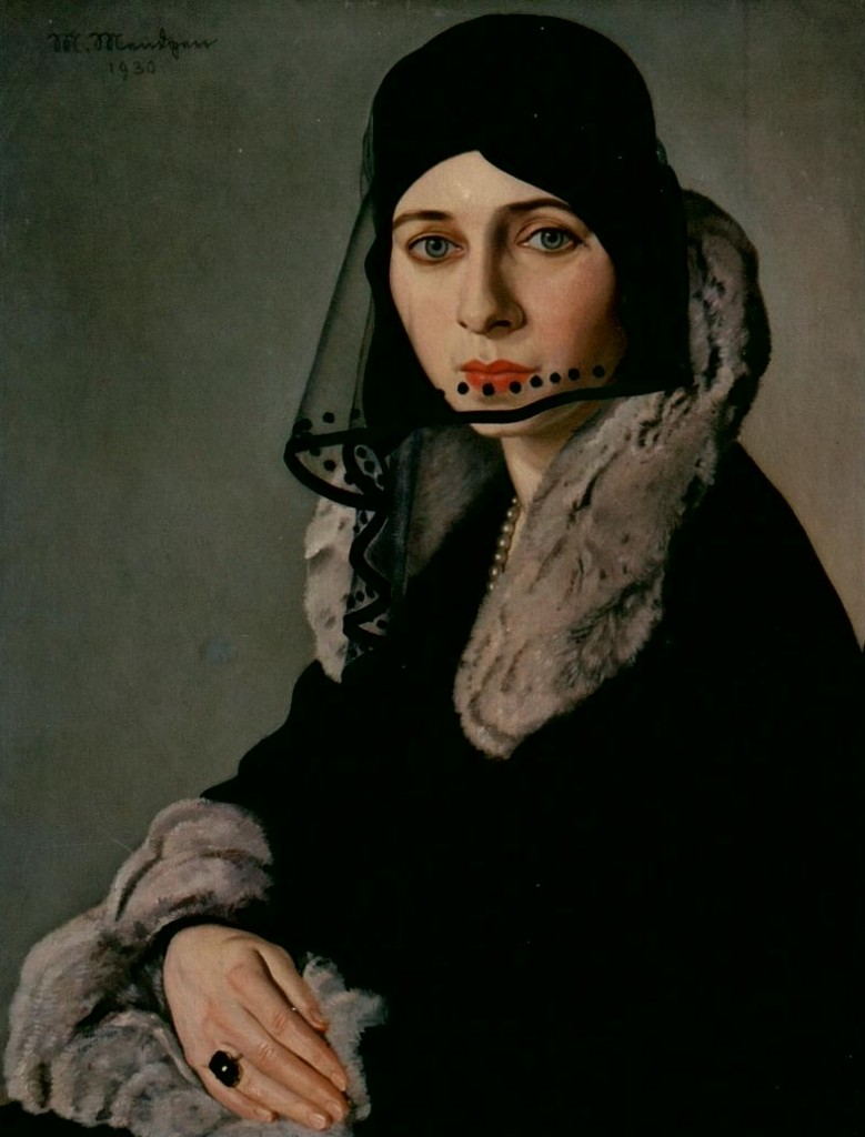 Lady in Mourning, Martin Mendgen, Stadtmuseum Trier, CC-BY-SA
