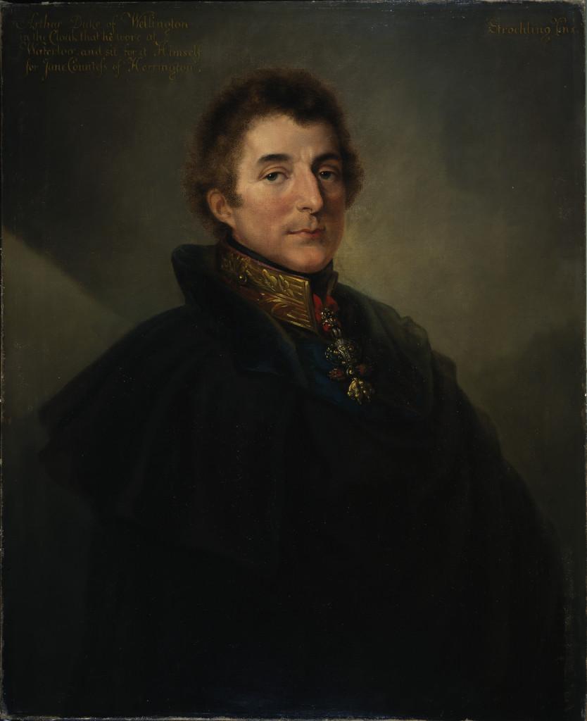 Field Marshal Arthur Wellesley, KG, GCB, 1st Duke of Wellington (c)1820