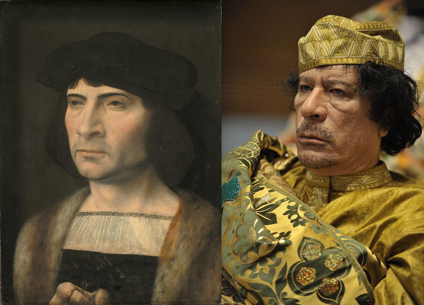 Portrait of a Man, Jan Gossaert (1453-1532) vanGo'd by Seinerzeitung