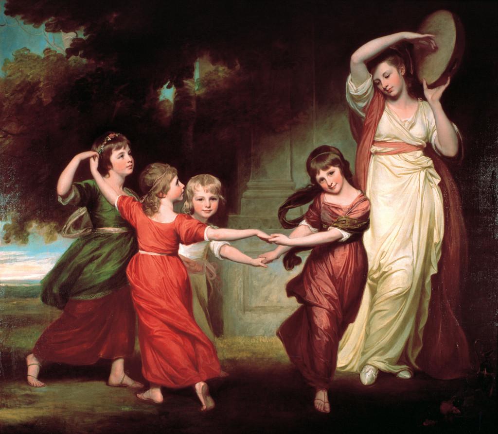 Famous Paintings Renaissance Children