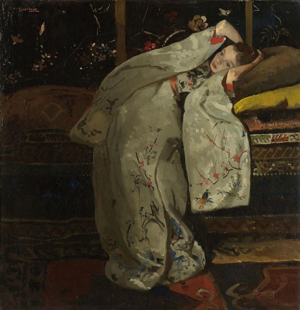 Girl-in-a-White-Kimono-George-Hendrik-Breitner-1894-989x1024