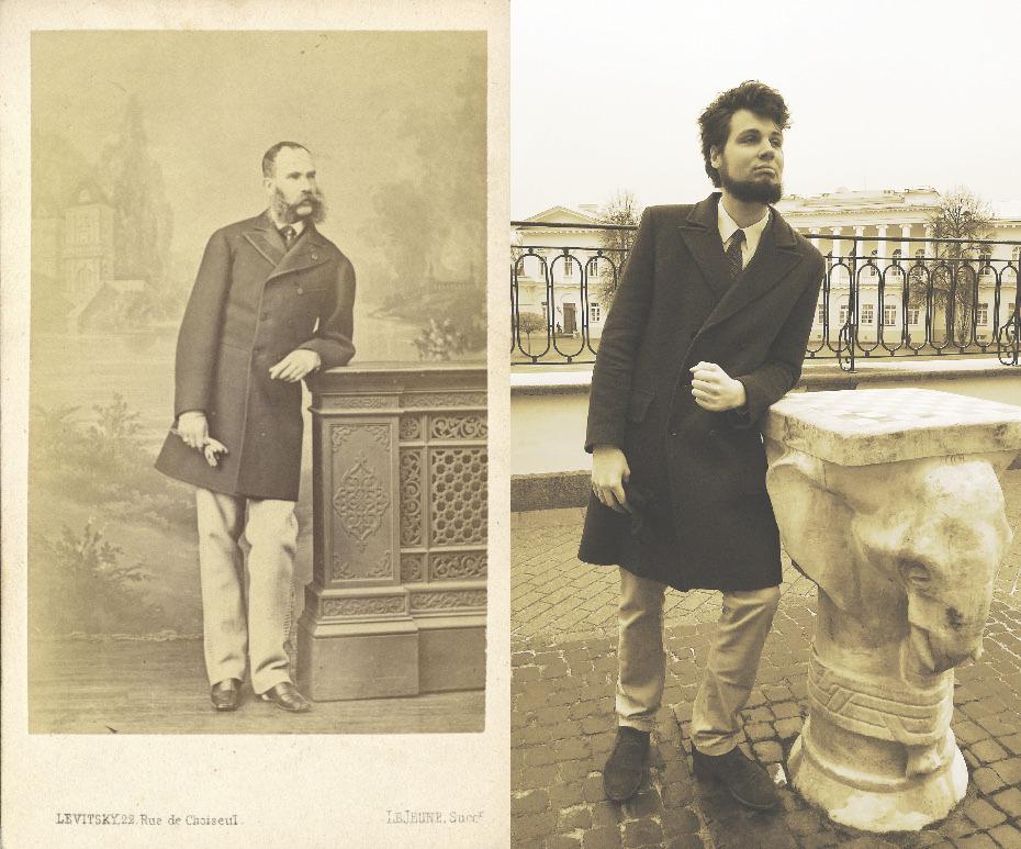 Emperor Franz Joseph I, Atelier Le Jeune (1867) vanGo'd by Donatas