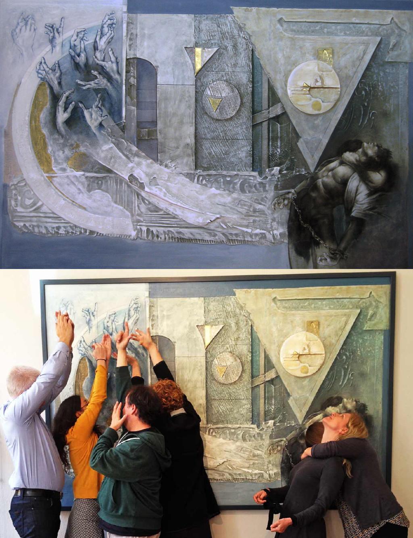Le Phénix de Neumünster, Ivo Batocco (1944 - ) vanGo'd by Tessy Fritz